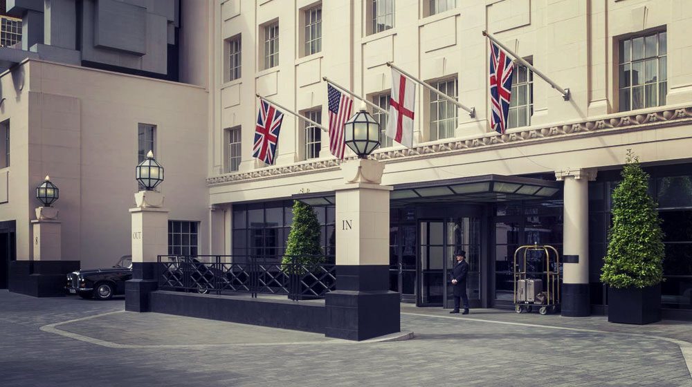 London Guide | The Beaumont Hotel, Mayfair