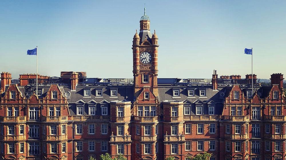 London Guide, Where to Stay, The Landmark London, Marylebone